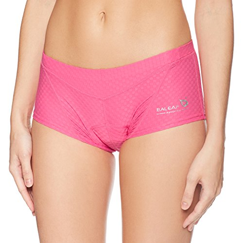 Beroy Women Quick Dry Cycling Underwear With 3d Padded Gel