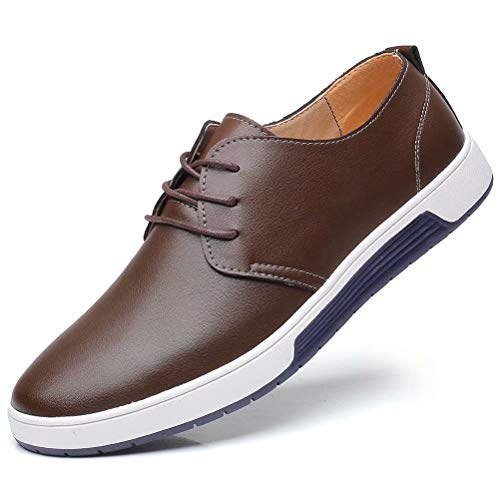 Fashion Shoes Standard Shoes Shoes Oxford for Men Fashion Casual Elegant Metallic Accessories with Personalized Stitched Upper Formal Shoes Leisure Shoes