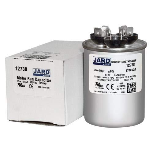 TEMCo 124-149 MFD uF Electric Motor Start Capacitor 220-250V HVAC 250 vac v volt